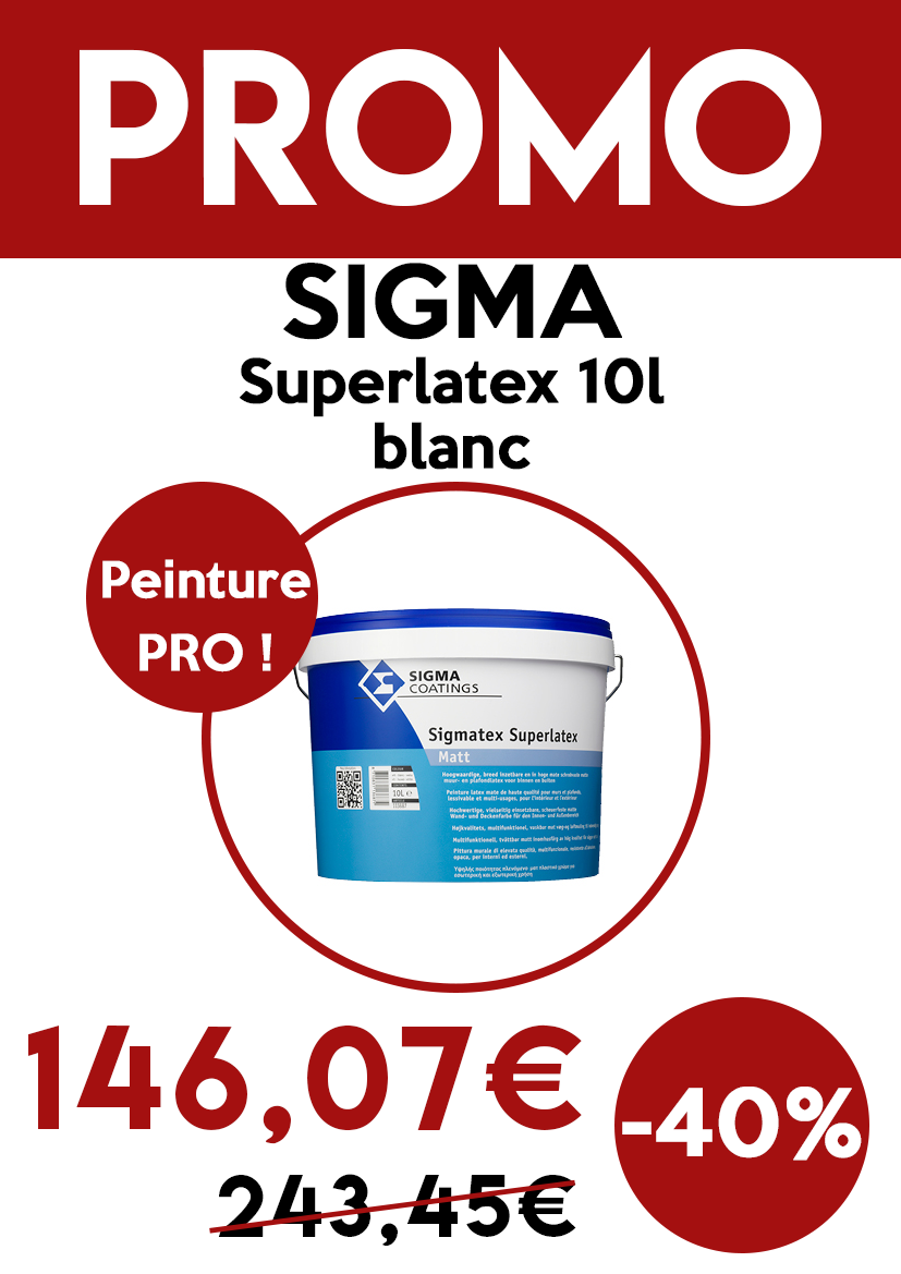 SIGMA SUPERLATEX PROMOTION